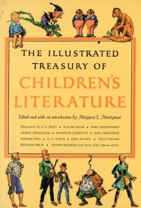 """The Illustrated Treasury of Children's Literature"""