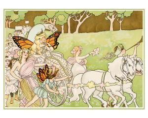 Fanny Cory Fairy Parade