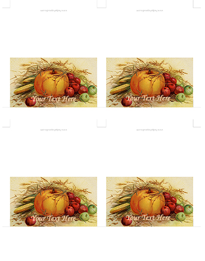 thanksgivingplacecardssample