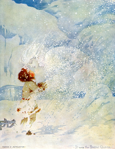 The Snow Queen Illustrated by Honor C. Appleton