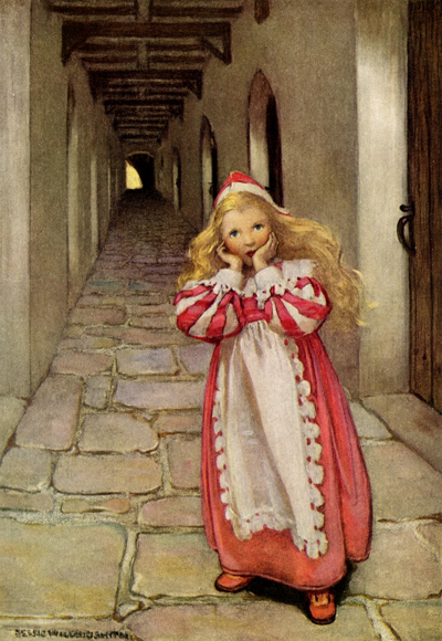 The Princess and The Goblin - Jessie Wilcox Smith