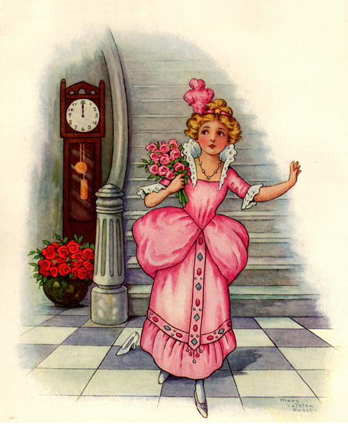 Cinderella Illustrated by Mary LaFetra Russell