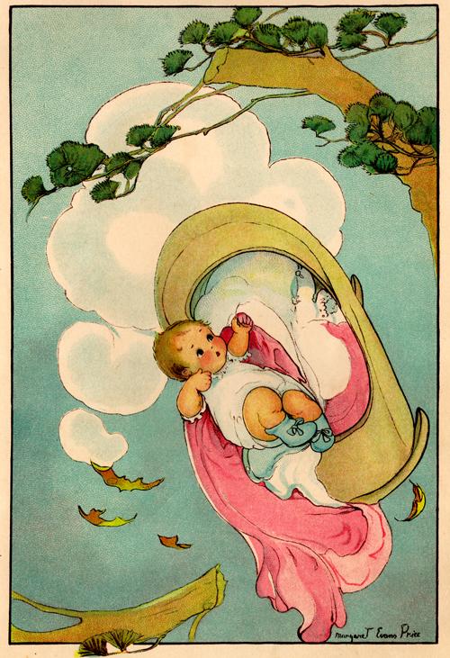 Hush-A-Bye Baby - Margaret Fisher Price