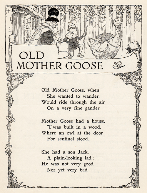 oldmothergoose