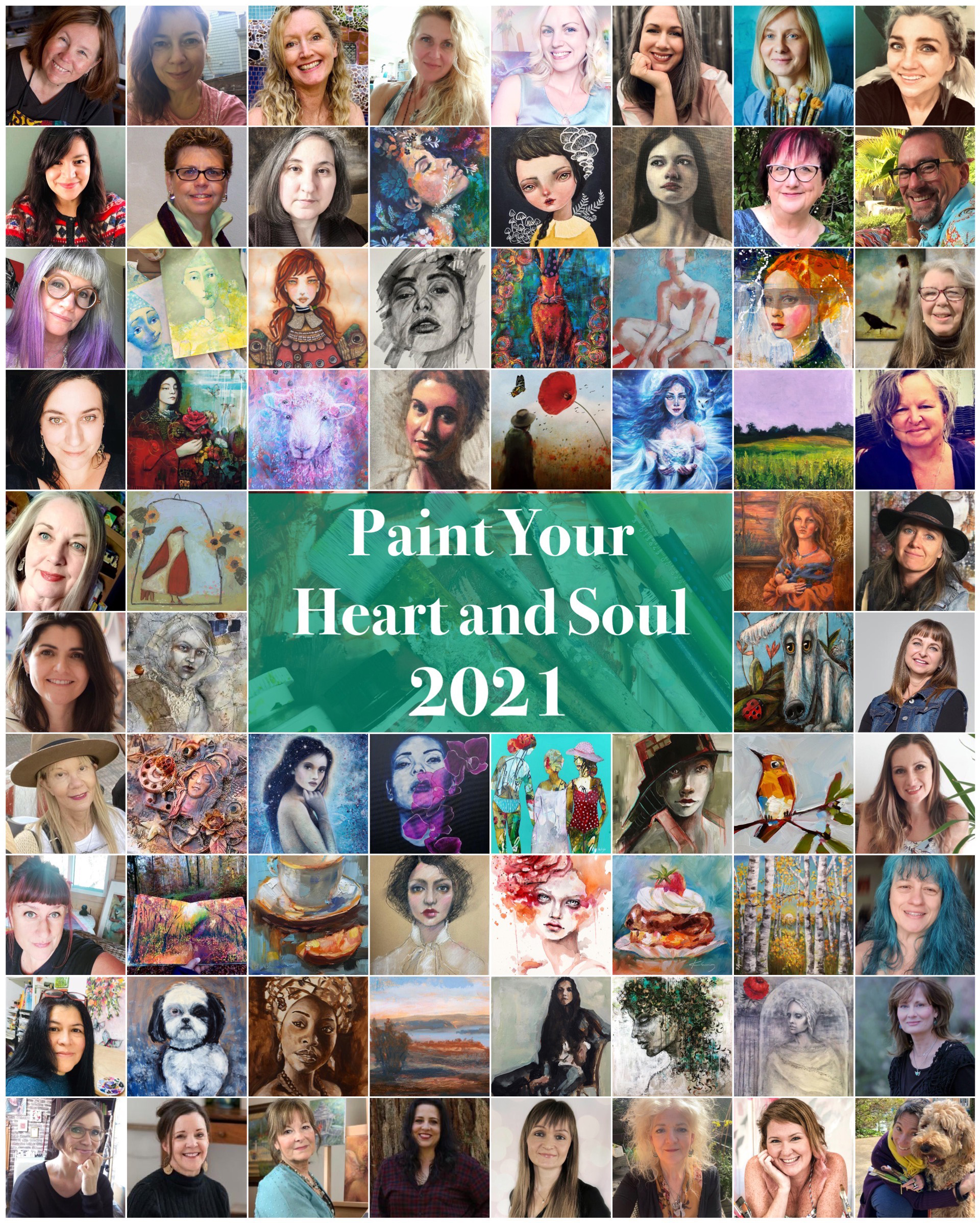 Paint Your Heart and Soul 2021